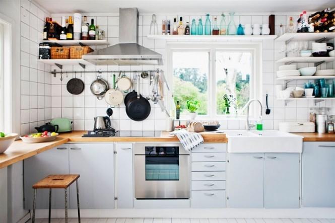 8 sai lầm nghiêm trọng trong thiết kế nhà bếp và cách xử lý