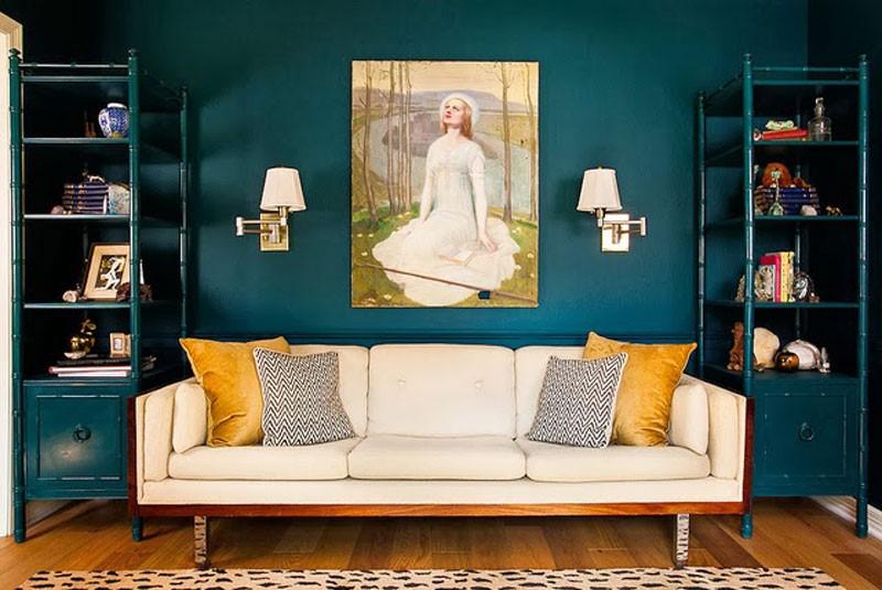 Gia chủ mệnh Mộc nên sơn nhà màu gì trong năm 2018?