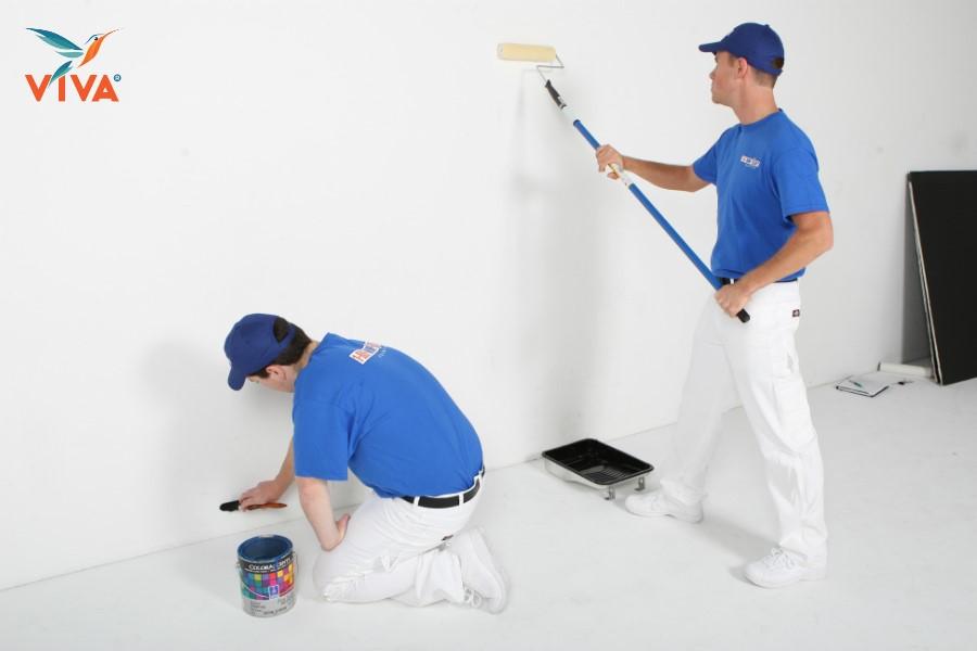 Mẹo khắc phục mùi sơn sau khi sơn nhà